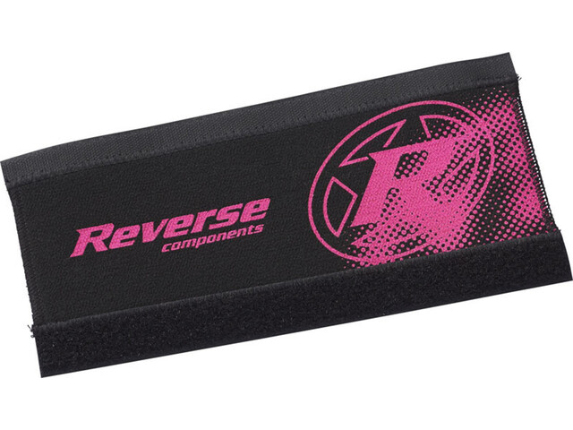 Reverse Neoprenbeskyttelse til kædestræber, black/candy